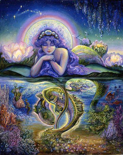 Lesoterisme Du Signe Astrologique Du Poisson Et Ses Symboles