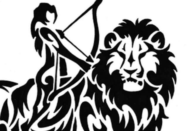 Лев и стрелец любовь