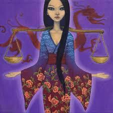 Horoscope annuel amour Balance
