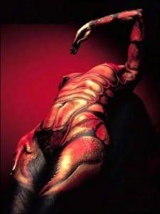femme scorpion